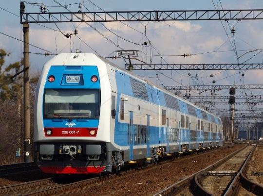 Шкода Скоростной Поезд Украина
