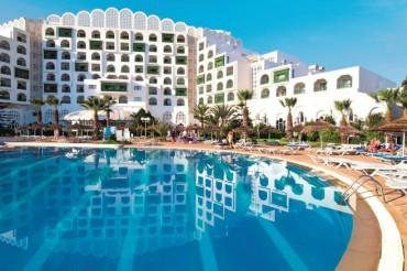 Tunisia Tunis Hotel Hasdrubal Thalassa