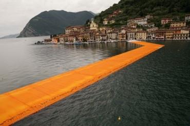 Water Walk Italy